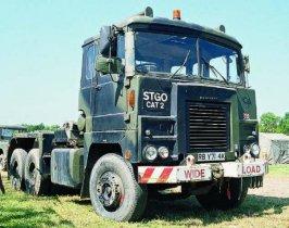 1976 Scammell Crusader (FV-12006), 6x6