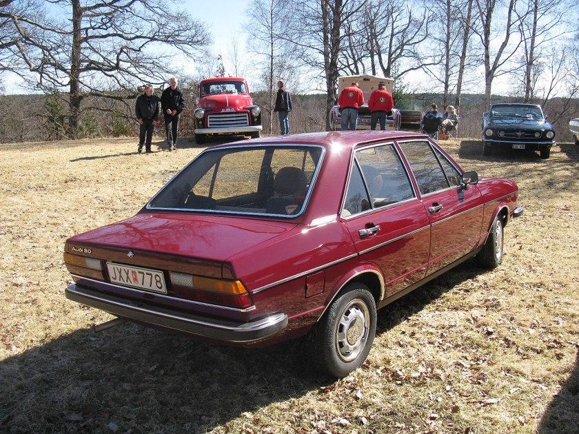 1977 Audi 80 GLS