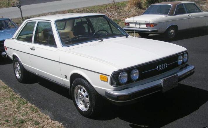1977 Audi Fox (US-Version)