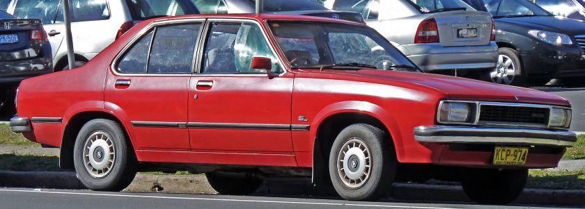 1978-1979 Holden UC Torana SL sedan