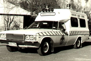1978 Holden HZ Ambulance