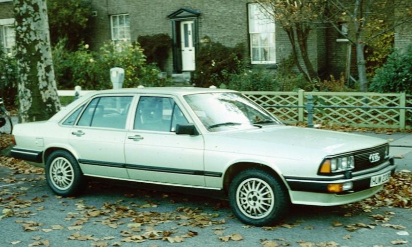 1979 Audi 200 Park Terrace
