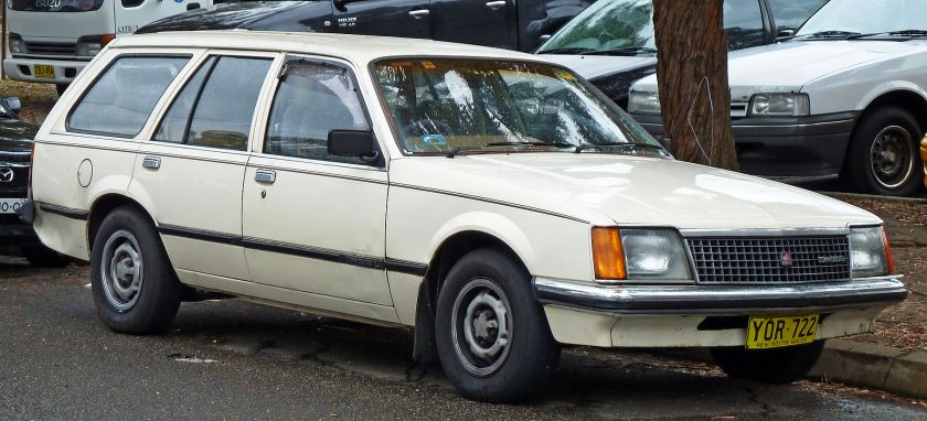 1980-1981 Holden VC Commodore L station wagon