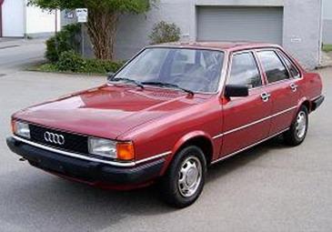 1980 Audi 80 b2