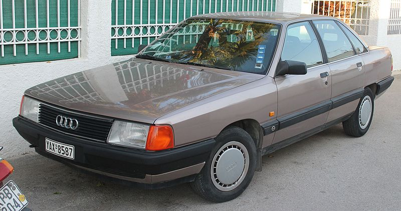 1982-91 Audi 100