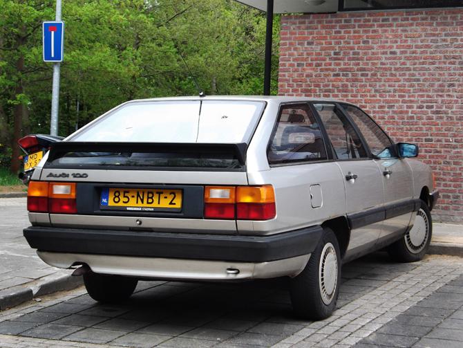 1983 Audi 100 Avant (10066143816)