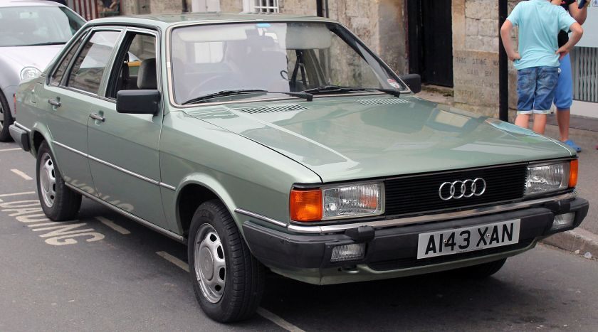 1983 Audi 80 1.8 GL mint