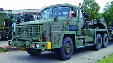 1983 Scammell Commander, 6x6
