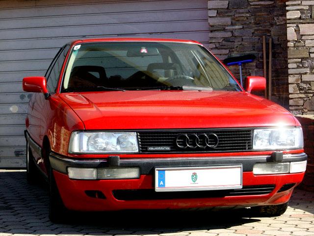 1987 Audi 90Q Typ89