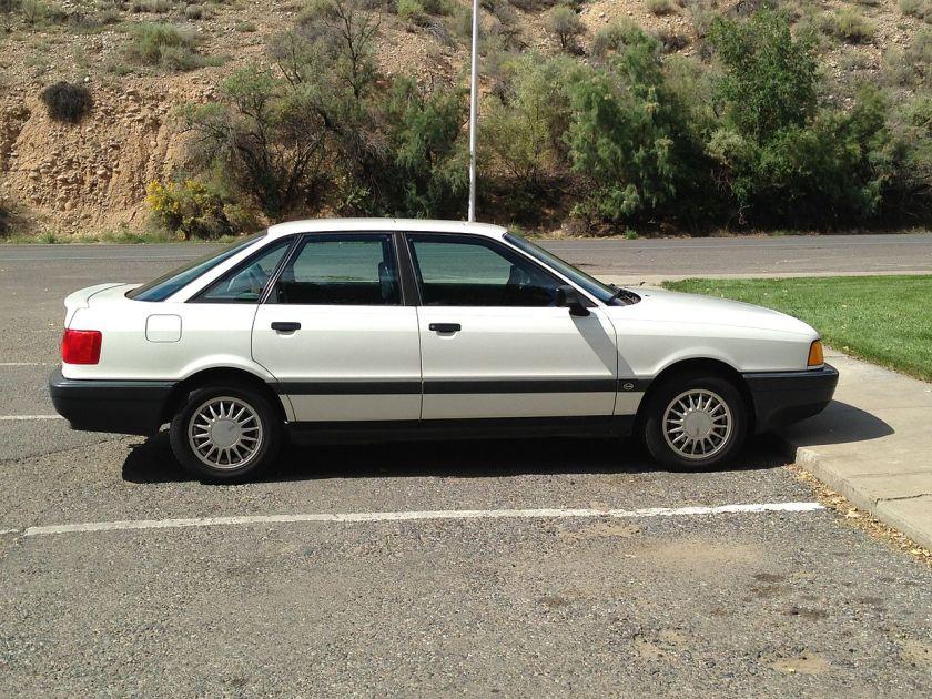 1988 Audi 80 quattro