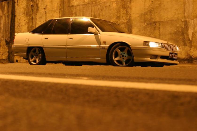 1990-94 Holden VQ Statesman