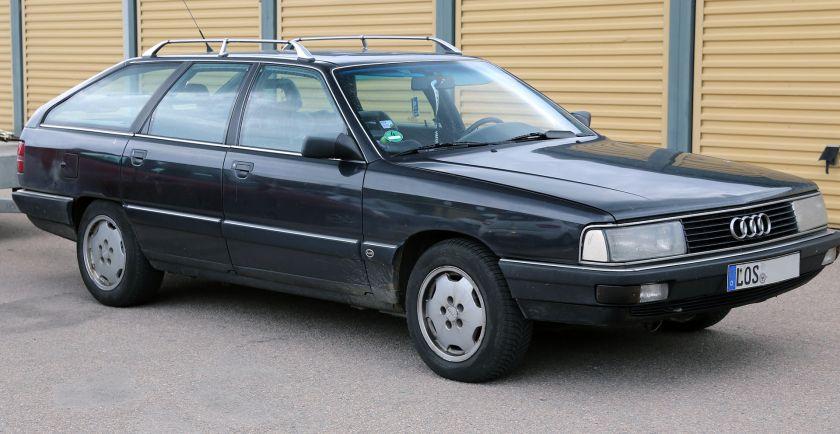 1990 Audi 100 Avant TDI