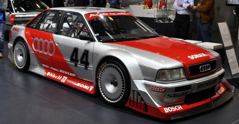 1993 Audi 80 quattro 2,5 DTM B4