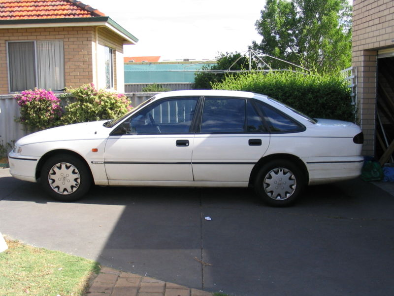 1994 Holden VR Commodore Executive sedan