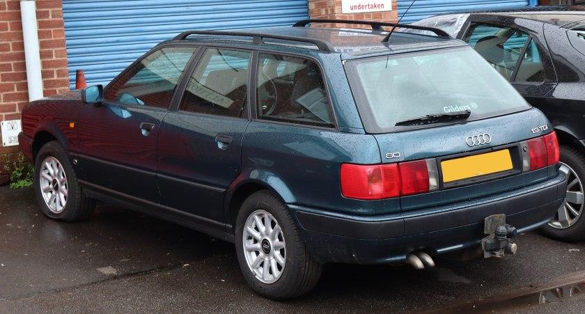 1995 Audi 80 TDi SE 1.9