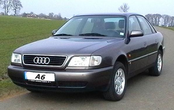 1996 Audi A6 C4