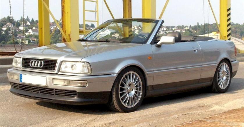 1998 Audi Cabriolet a