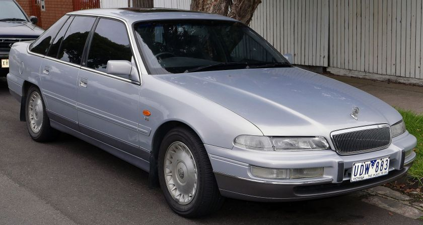 1998 Holden Caprice (VS II) sedan
