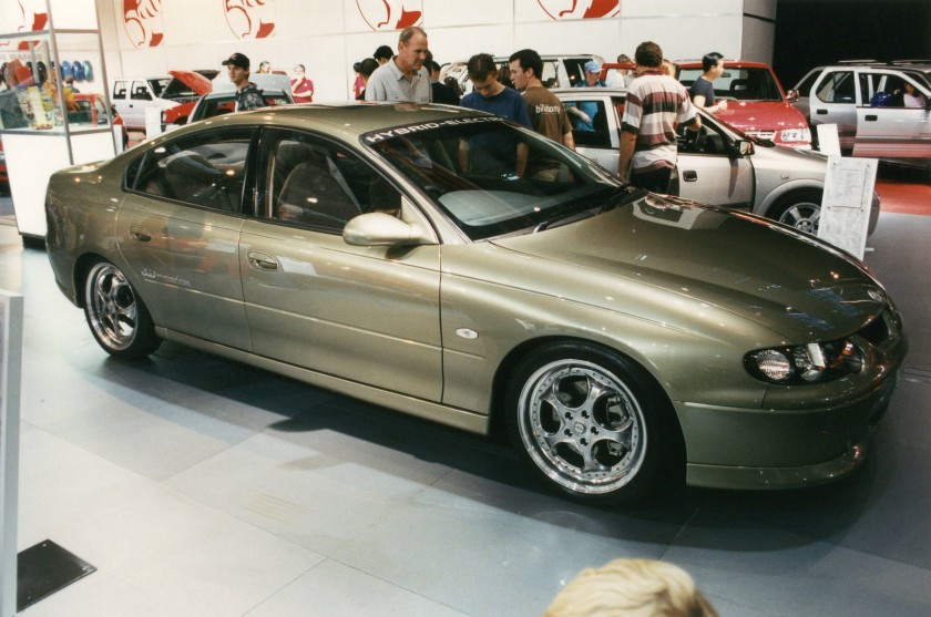 2000 Holden ECOmmodore Hybrid Concept