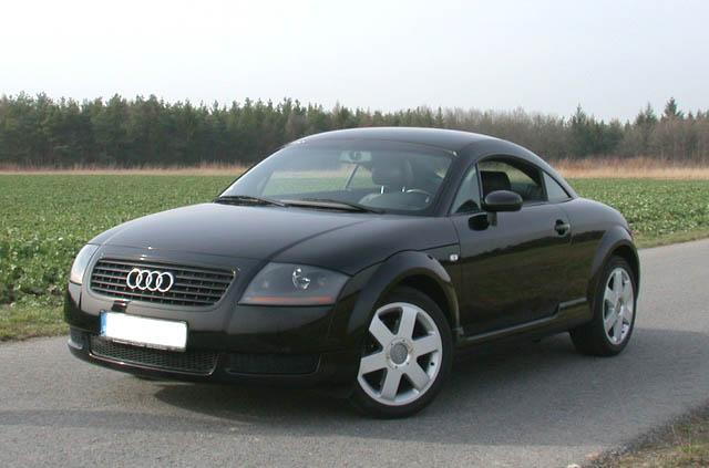 2004 Audi TT Coupé