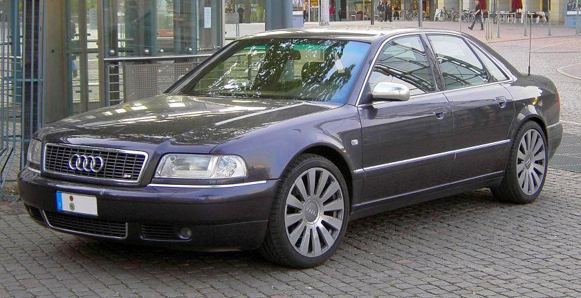 2005 Audi S8 (4.2l, 265 kW))