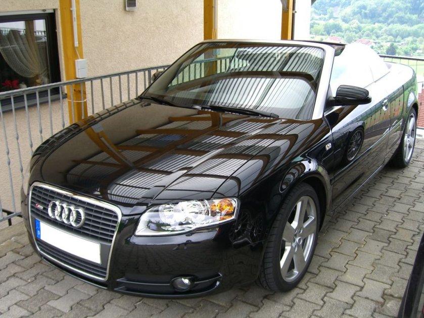 2006 Audi A4 B7 Cabriolet