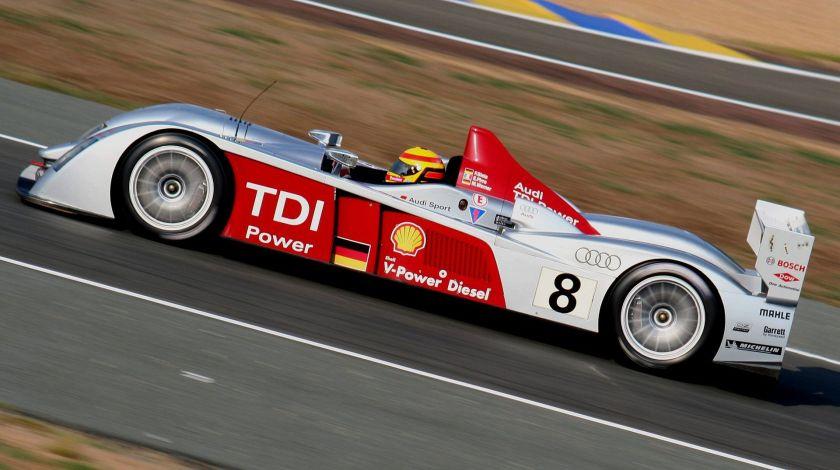 2006 Audi R10 TDI