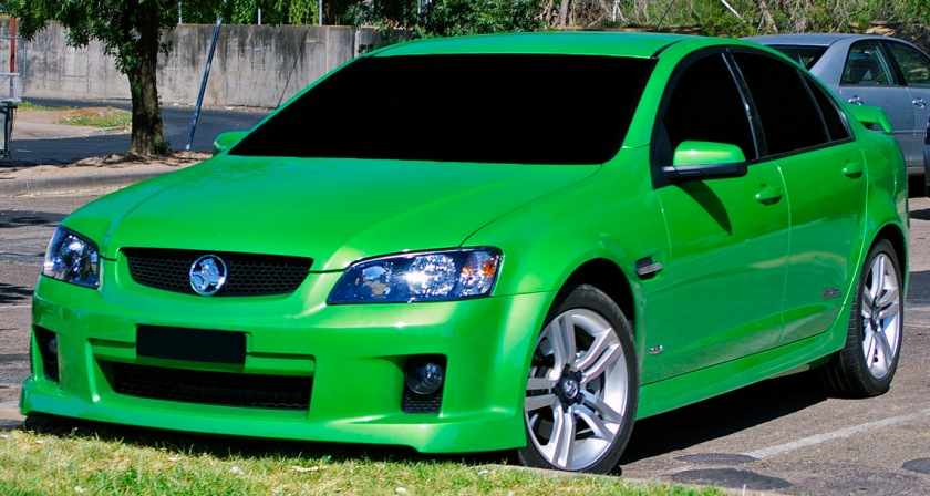 2006–2008 Holden VE Commodore SS V8 sedan