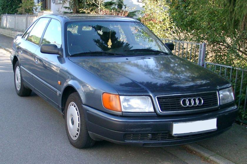 2007 Audi 100 C4 front 20071007