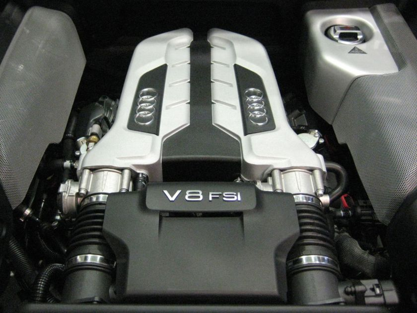 2007 Audi R8 Engine 4,2L V8 DOHC FSI