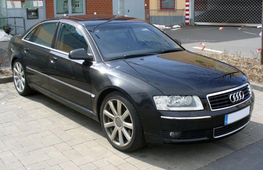 2008 Audi A8 D3