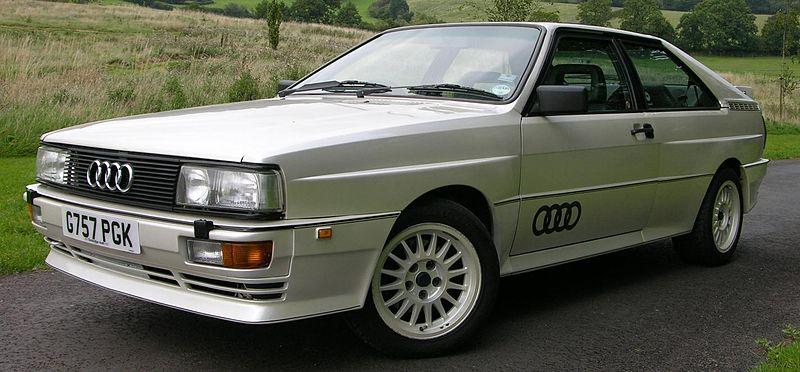 2008 Audi Quattro 20V