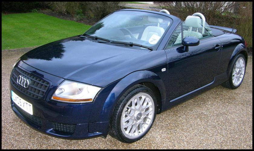 2008 Audi TT 3.2 Roadster