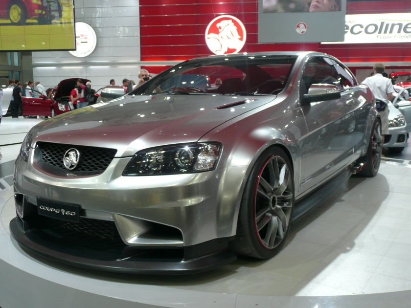 2008 Holden Coupe 60 (concept)
