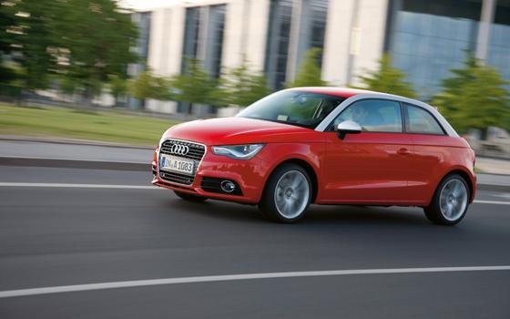 2010 Audi A1 1.4 TFSI Ambition Pro Line S-Tronic