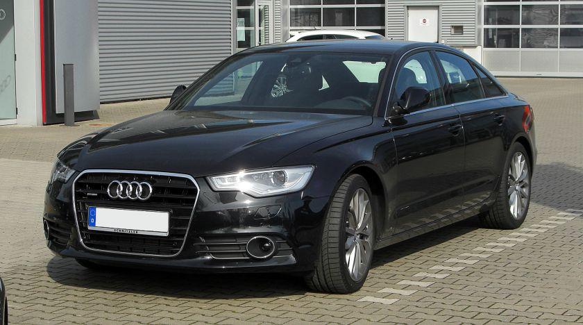 2011 Audi A6 3.0 TDI quattro (C7)