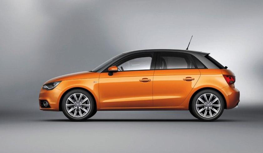 2012 Audi A1 S-line