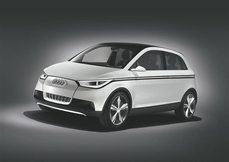 2012 Audi A2