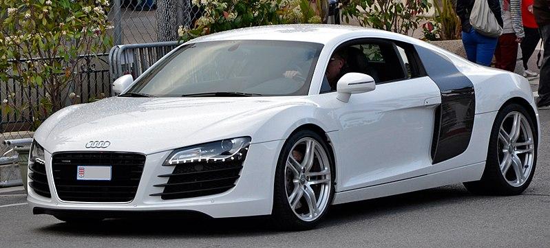 2012 Audi R8 - Alexandre Prevost