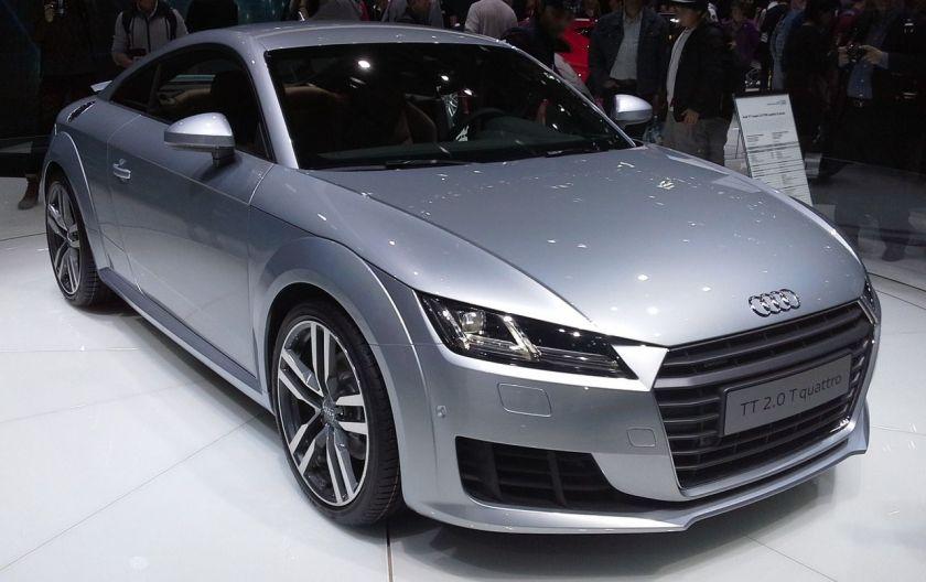 2014 Audi TT 8S