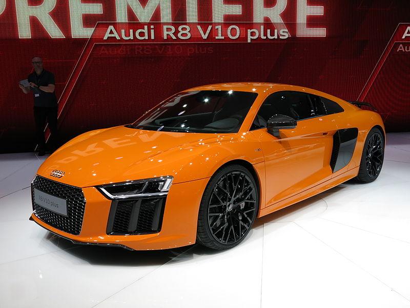 2015 Audi A8V10plus