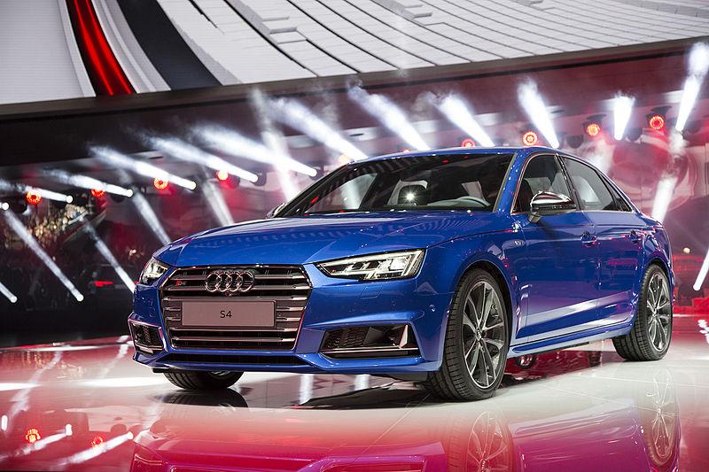 2015 Audi S4 IAA 2015