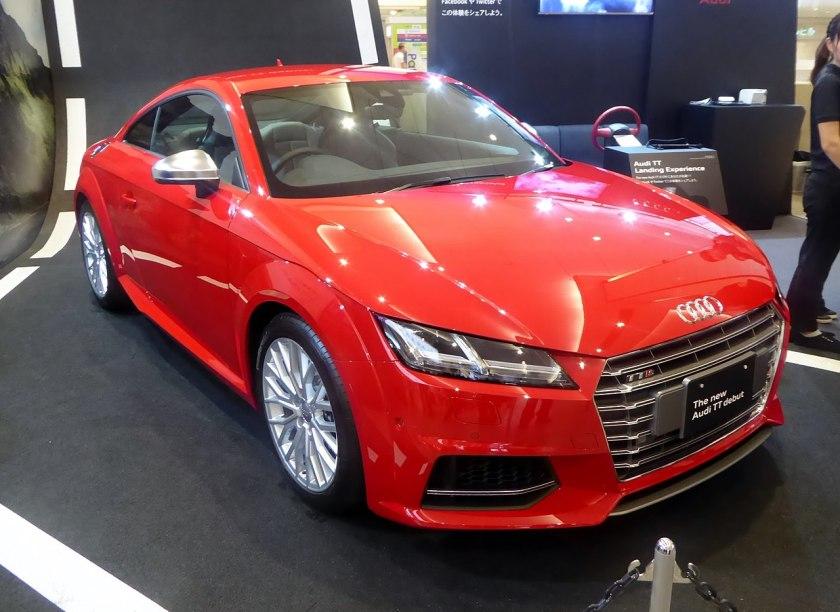 2015 Audi TTS (8S)