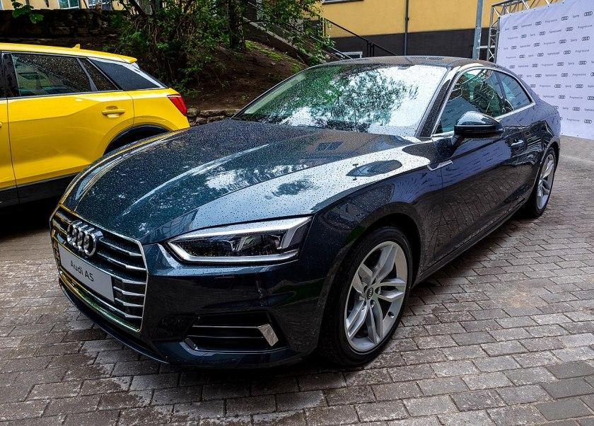 2016 Audi A5 II coupé