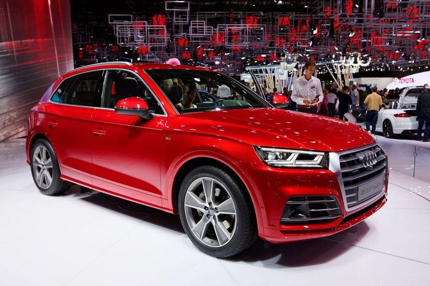 2016 Audi Q5 2.0 T quattro