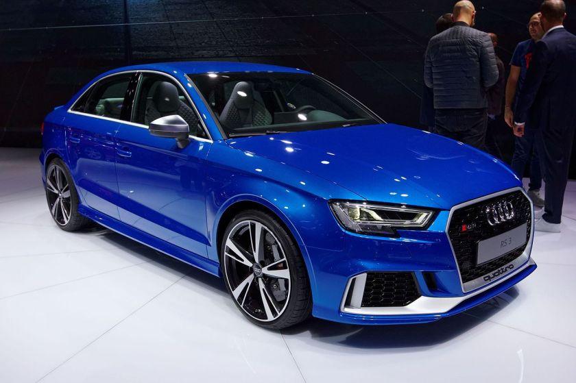 2016 Audi RS 3 quattro