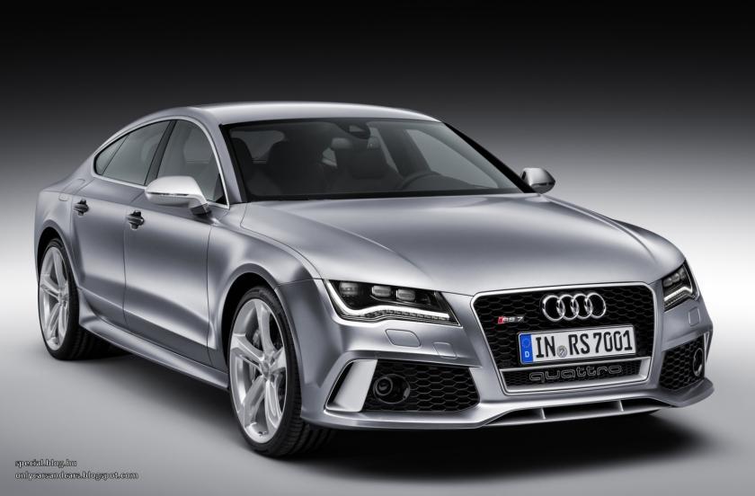 2016 Audi RS7 Sportback