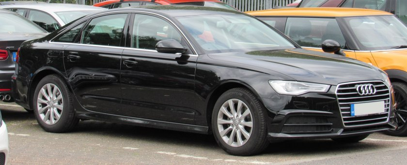 2017 Audi A6 SE Executive TDI Ultra S-A 2.0