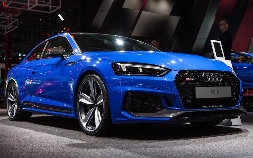 2017 Audi RS5 Coupe Quattro