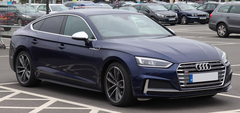 2018 Audi S5 TFSi Quattro Automatic 3.0